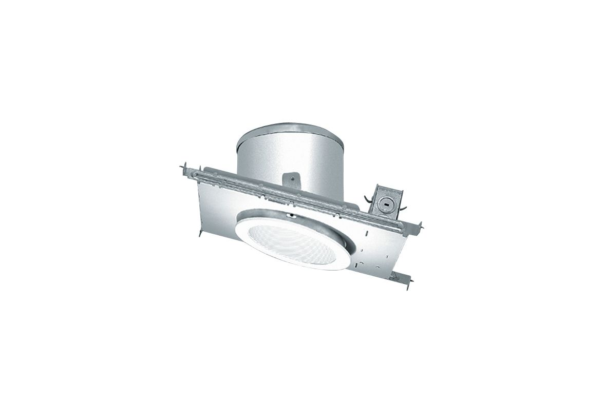 "Elco EL6126ICD1A 26W 6"" IC Airtight Sloped Vertical CFL Downlight with"