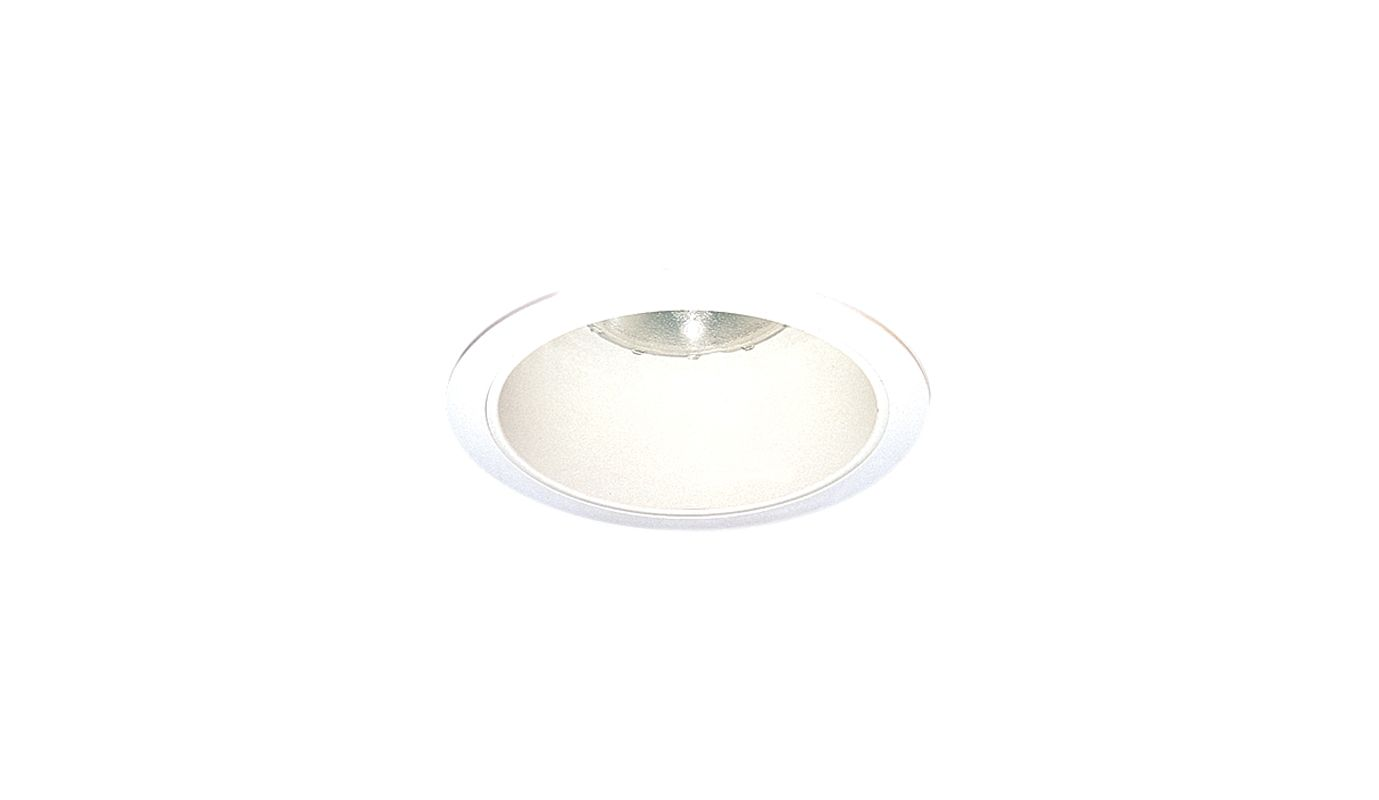 "Elco EL999 4"" Reflector Trim White Recessed Lights Reflector Trims"