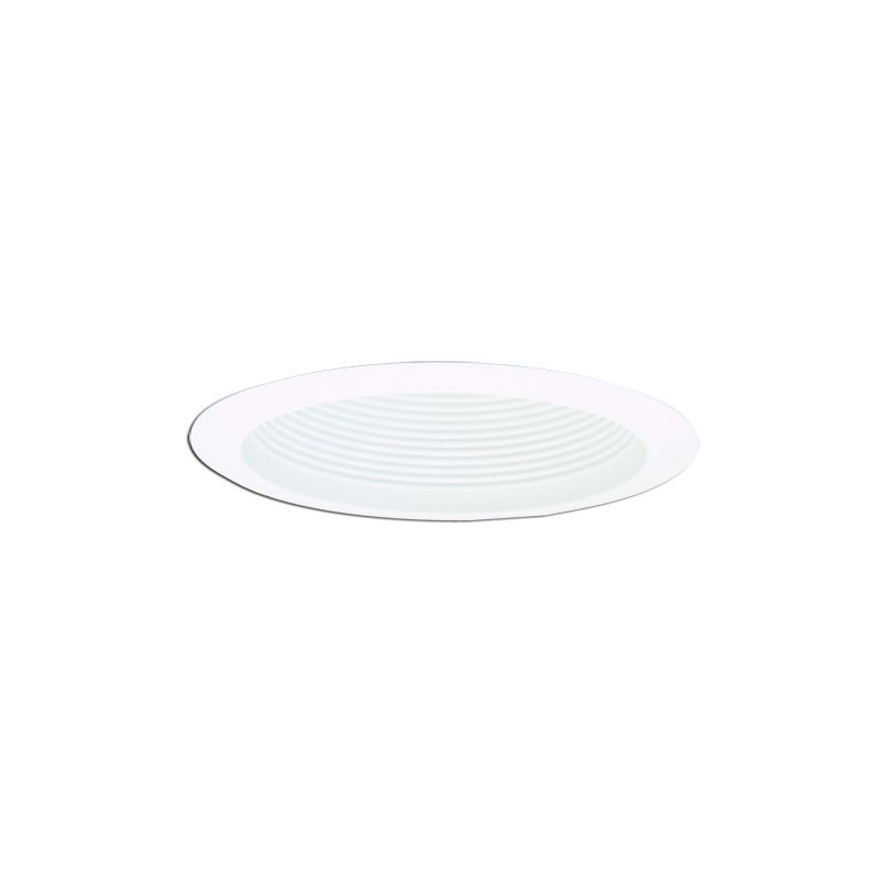 """Elco ELM320W 6"""" Cone Trim with Open Top White Recessed Lights New"""