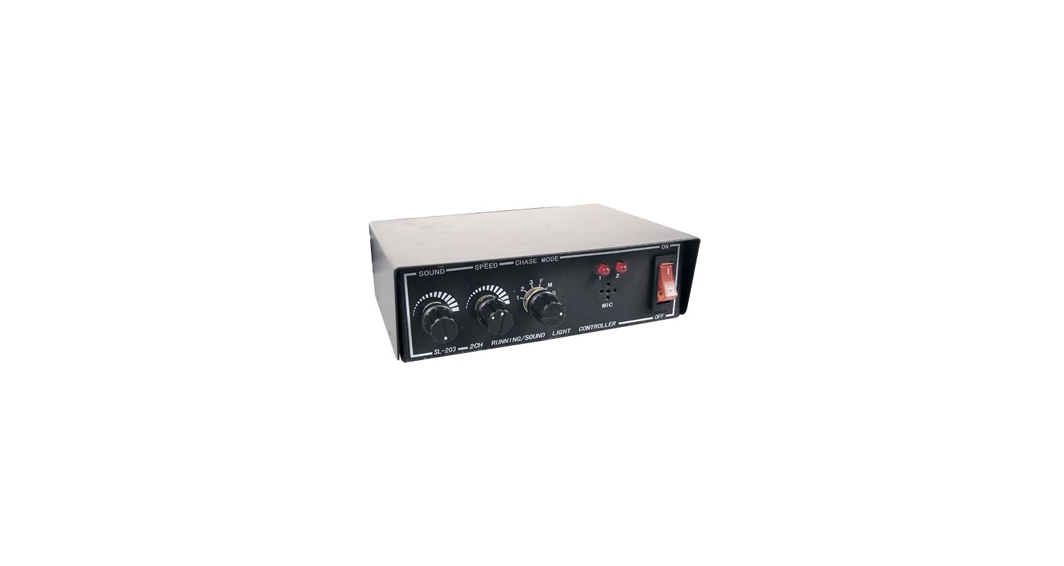 Elco ECN2 Full-featured Light and Sound Controller for 2 Wire EDU2