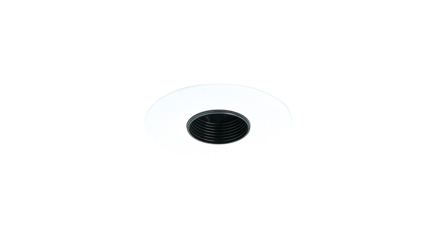 "Elco EL1419 4"" Low-Voltage Adjustable Pinhole White Recessed Lights"
