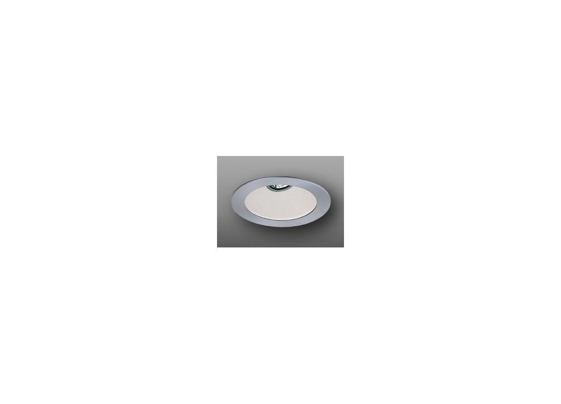 """Elco EL1421 4"""" Low-Voltage Adjustable Reflector White / Nickel"""