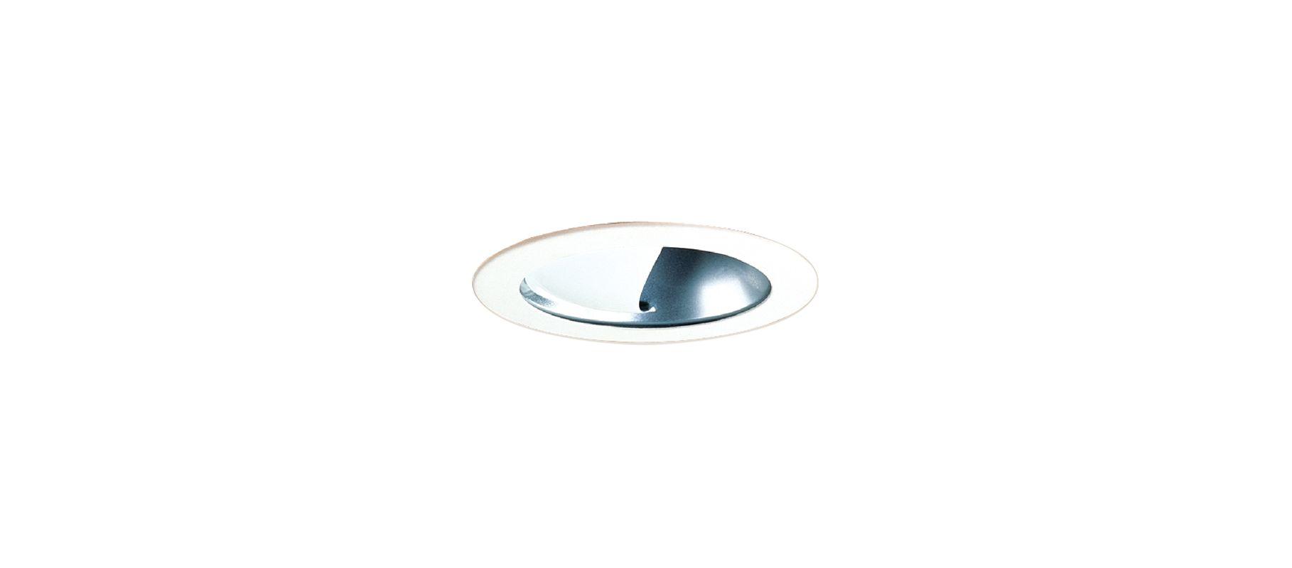 """Elco EL1445 4"""" Low-Voltage Adjustable Wall Wash with Reflector Clear /"""