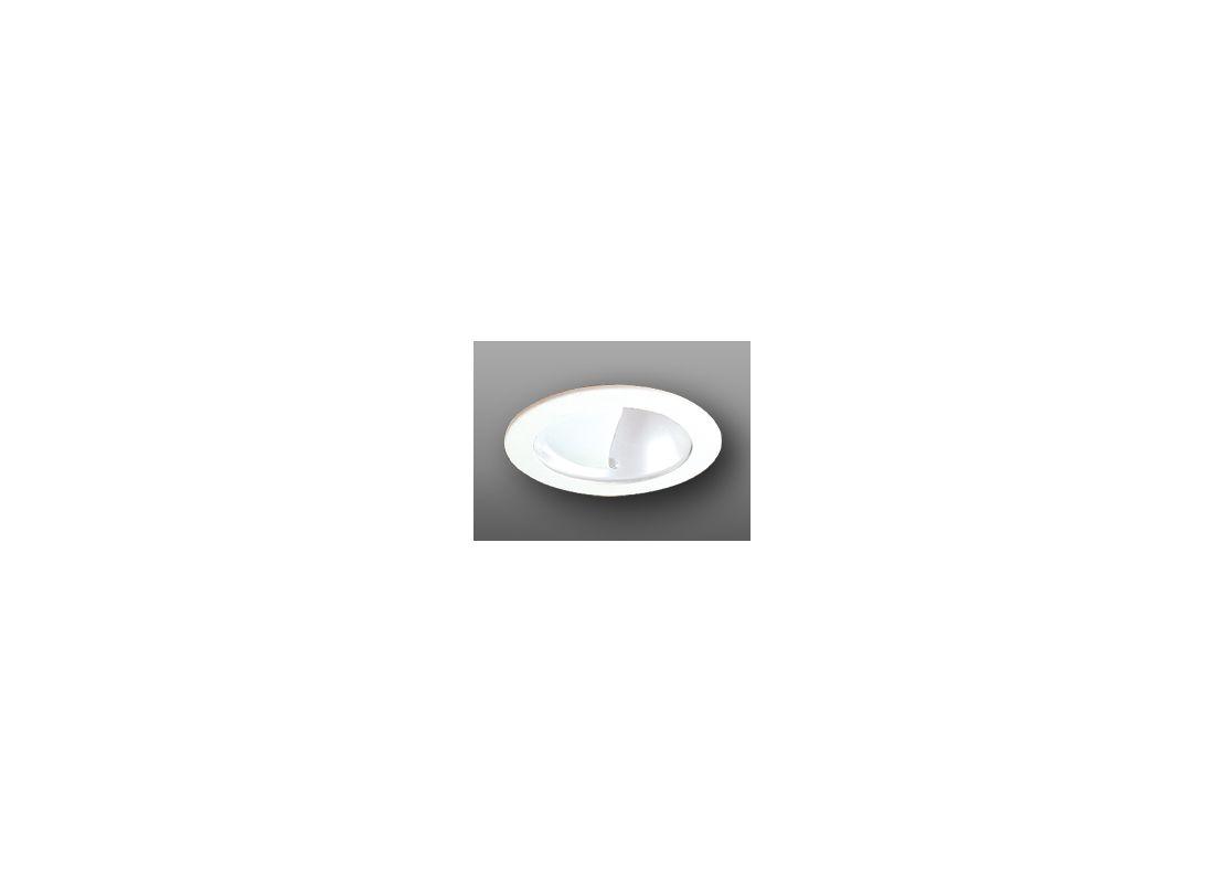 """Elco EL1445 4"""" Low-Voltage Adjustable Wall Wash with Reflector White"""