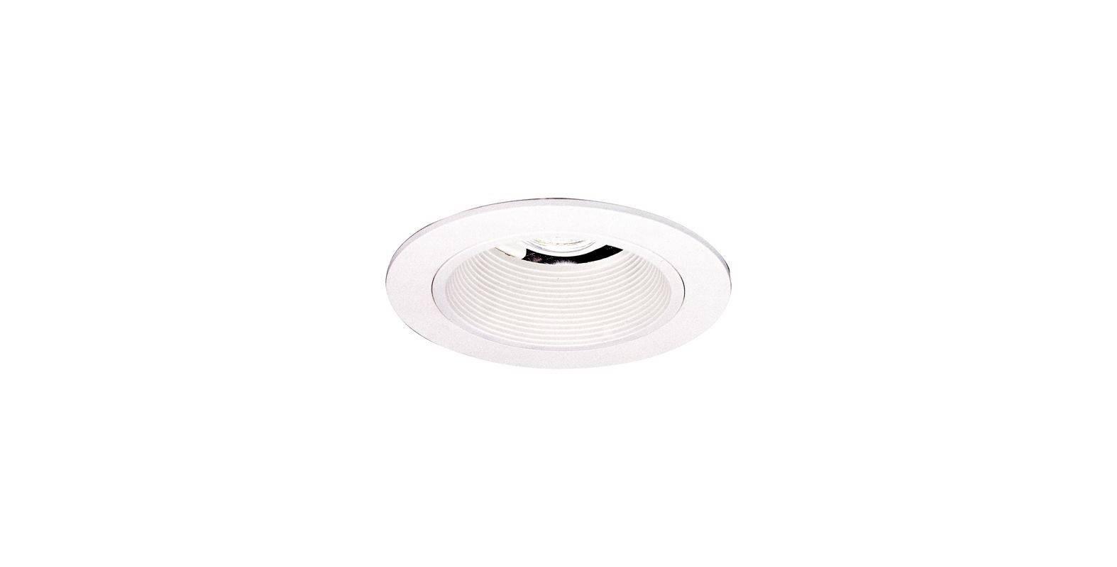 "Elco EL1493D 4"" Low-Voltage Adjustable Phenolic Step Baffle Trim with Sale $19.90 ITEM: bci1659316 ID#:EL1493DW :"