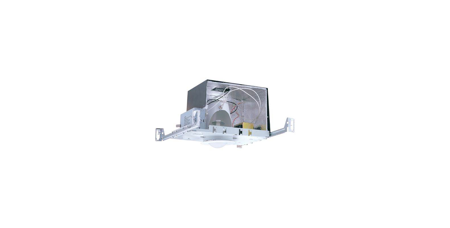 "Elco EL1499IC20EA 4"" 20W Single Light Airtight Low-Voltage IC Housing"