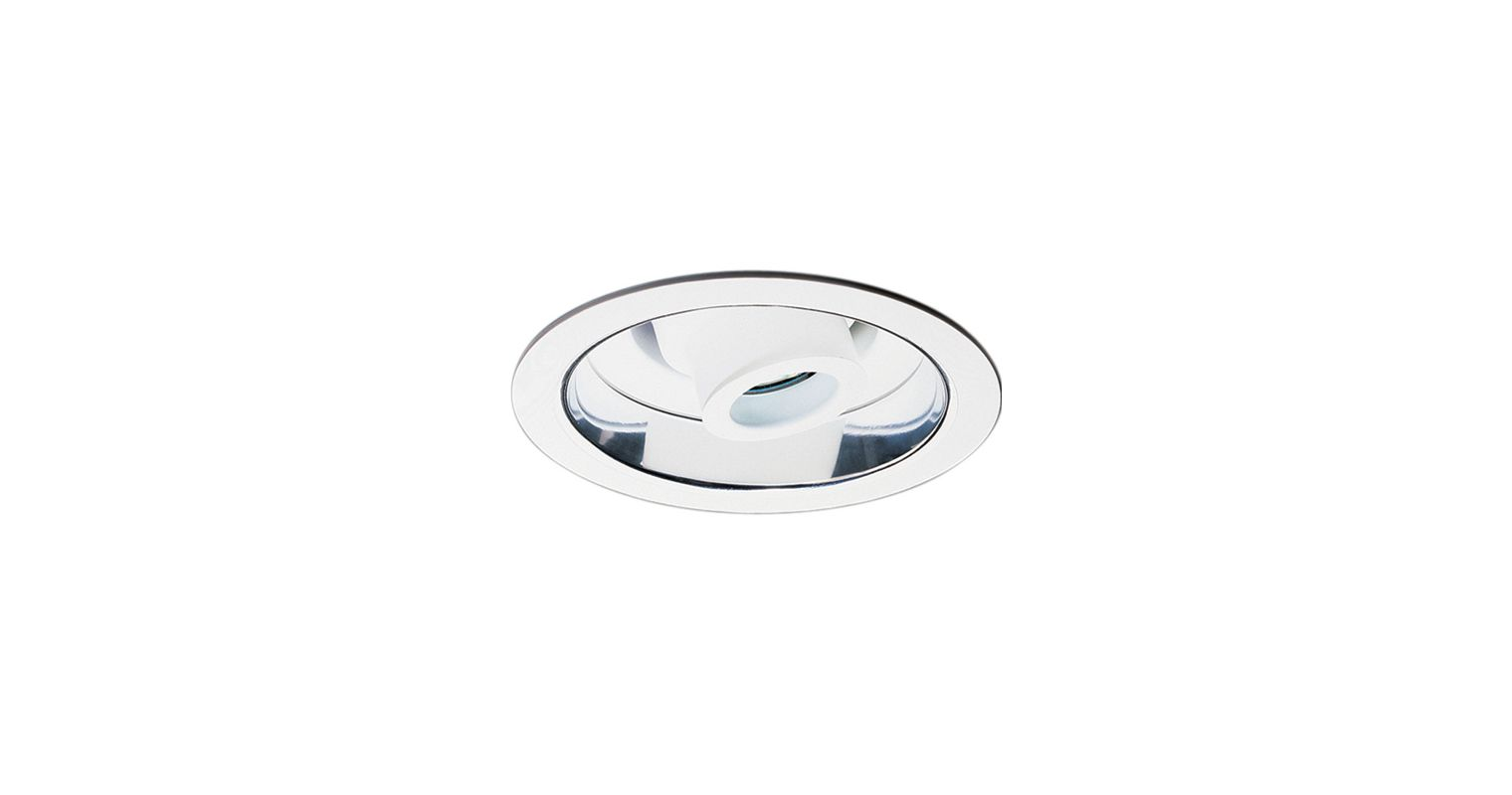 "Elco EL1511 6"" 50W Low-Voltage Retrofit Trim with Reflector and"