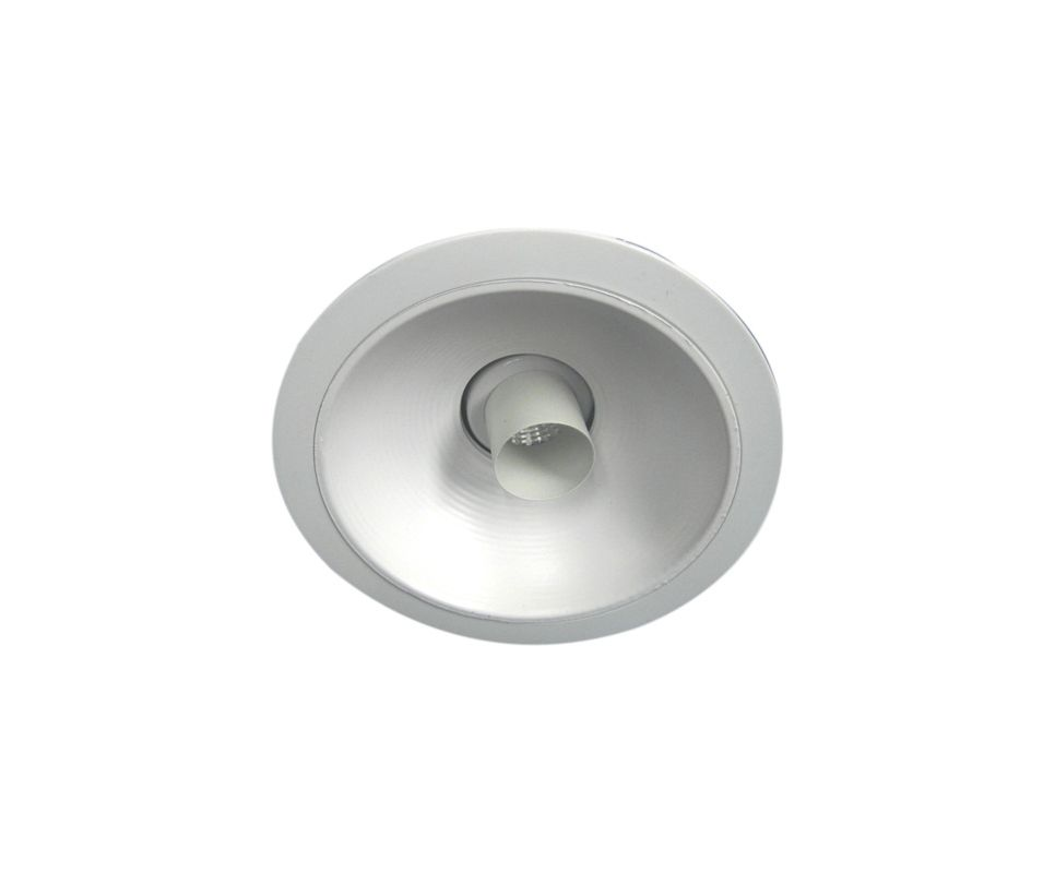 "Elco EL1531 6"" 50W Low-Voltage Retrofit Trim with Baffle and Sale $73.70 ITEM: bci1659387 ID#:EL1531W :"