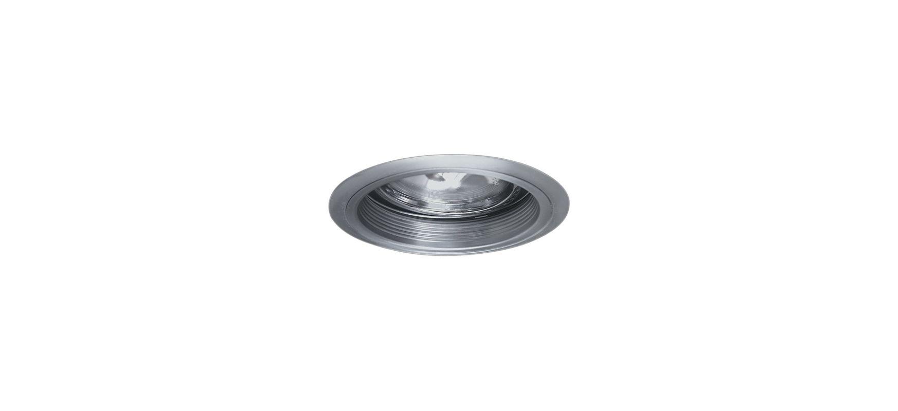 "Elco EL1575 6"" 50W Low-Voltage Retrofit Trim with Adjustable Gimbal"
