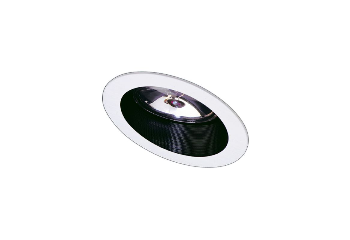 "Elco EL1675 6"" 50W Low-Voltage Retrofit Trim with Adjustable Baffle"