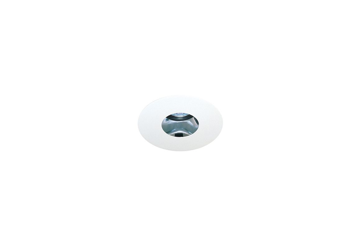 "Elco EL2521 6"" HID Adjustable Cone Reflector Clear / White Recessed"