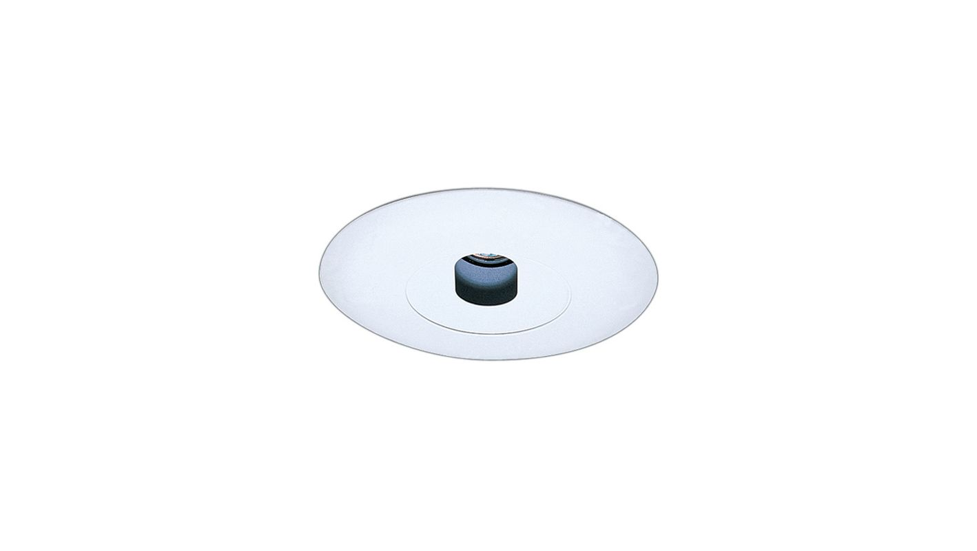 "Elco EL2550 6"" Low-Voltage Adjustable Slot Aperture Trim White"