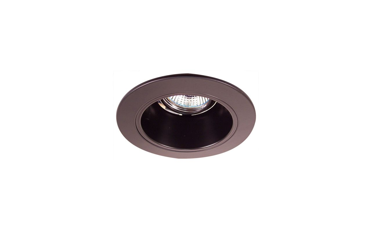 "Elco EL2621 3"" Diecast Adjustable Reflector Bronze Recessed Lights"