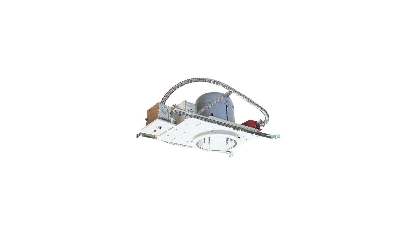 "Elco EL27HE32-EM 6"" 32W Single Light Vertical CFL Emergency Downlight"