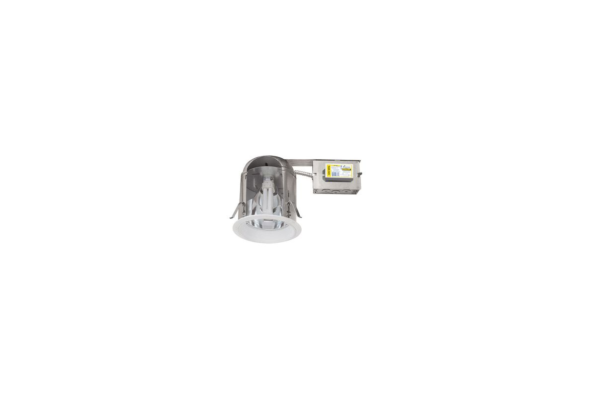 "Elco EL27R213ICEA 6"" 13W Two Light Airtight IC Vertical CFL Remodel Sale $82.00 ITEM: bci1659682 ID#:EL27R213ICEA :"