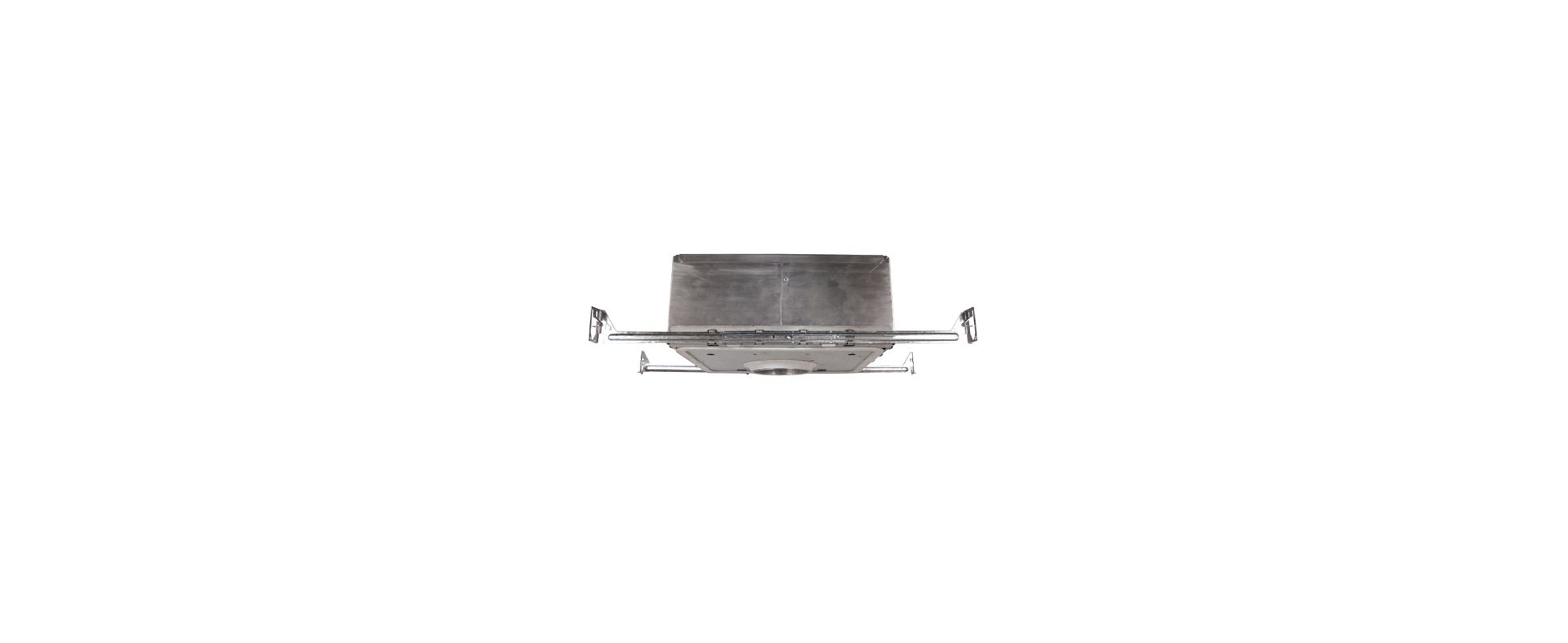 "Elco EL39ICA 3"" 50W Single Light Miniature Airtight IC Housing for"