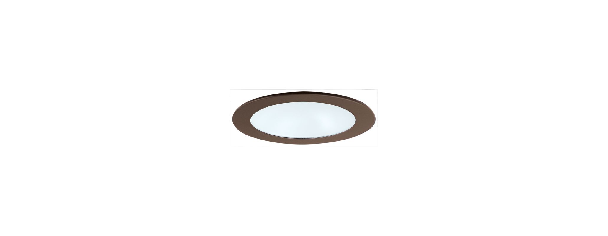 "Elco EL512K 5"" Shower Trim with Albalite Lens and Socket Holder"