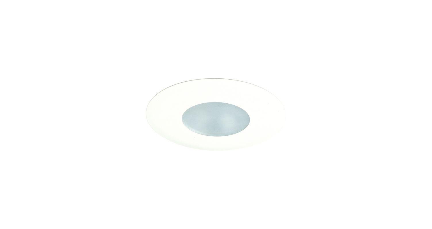 "Elco EL5512W 5"" Low-Voltage Shower Trim with Adjustable Reflector and"