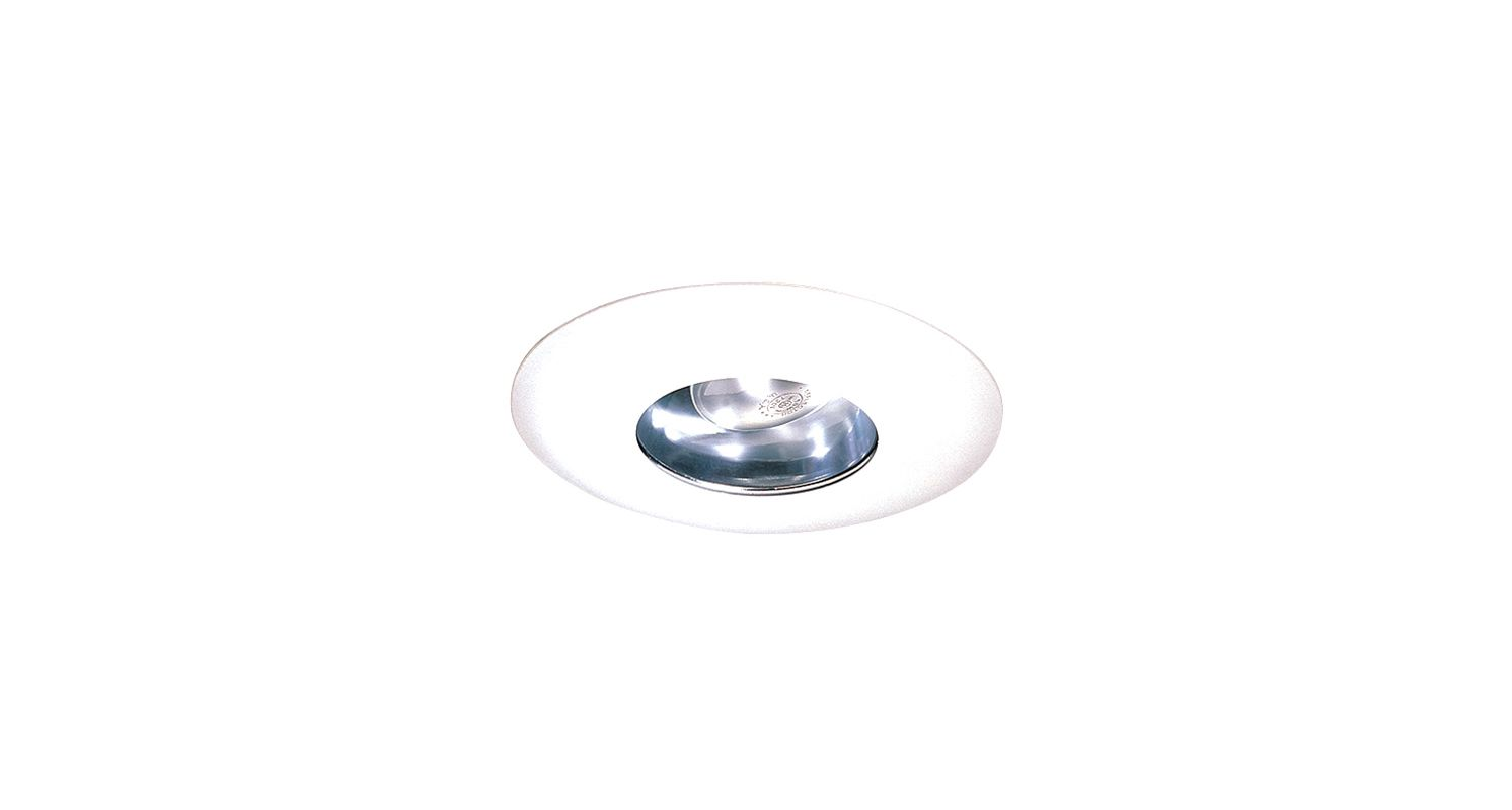 "Elco EL599 6"" Trim with 3.375"" Reflector Clear / White Recessed Lights"