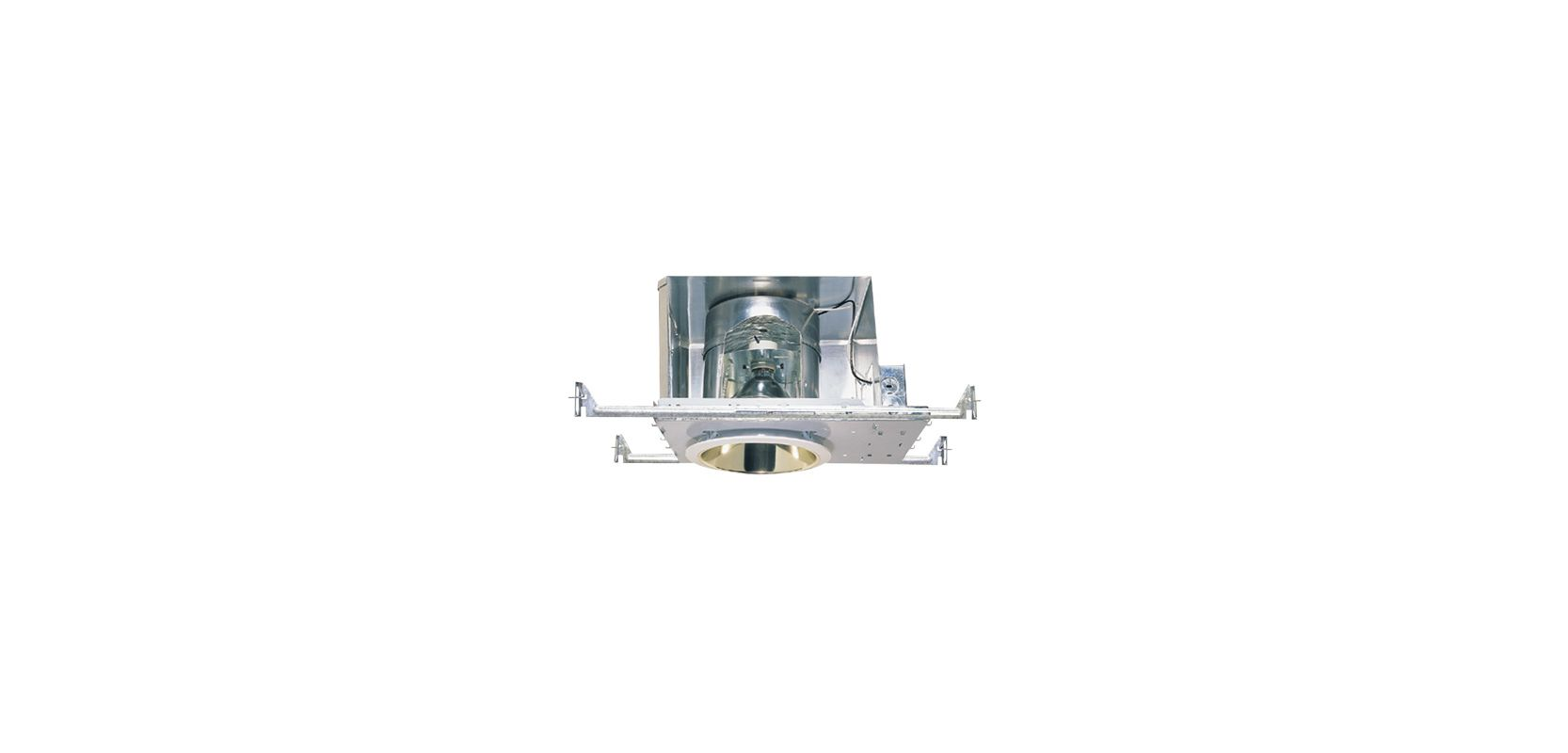 "Elco EL5IC100A 5"" 100W Single Light Airtight IC Universal Housing N/A"