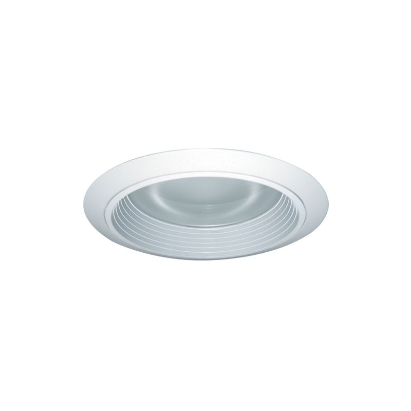 "Elco EL7422 6"" LED Baffle with Reflector and Regressed Frosted Lens"