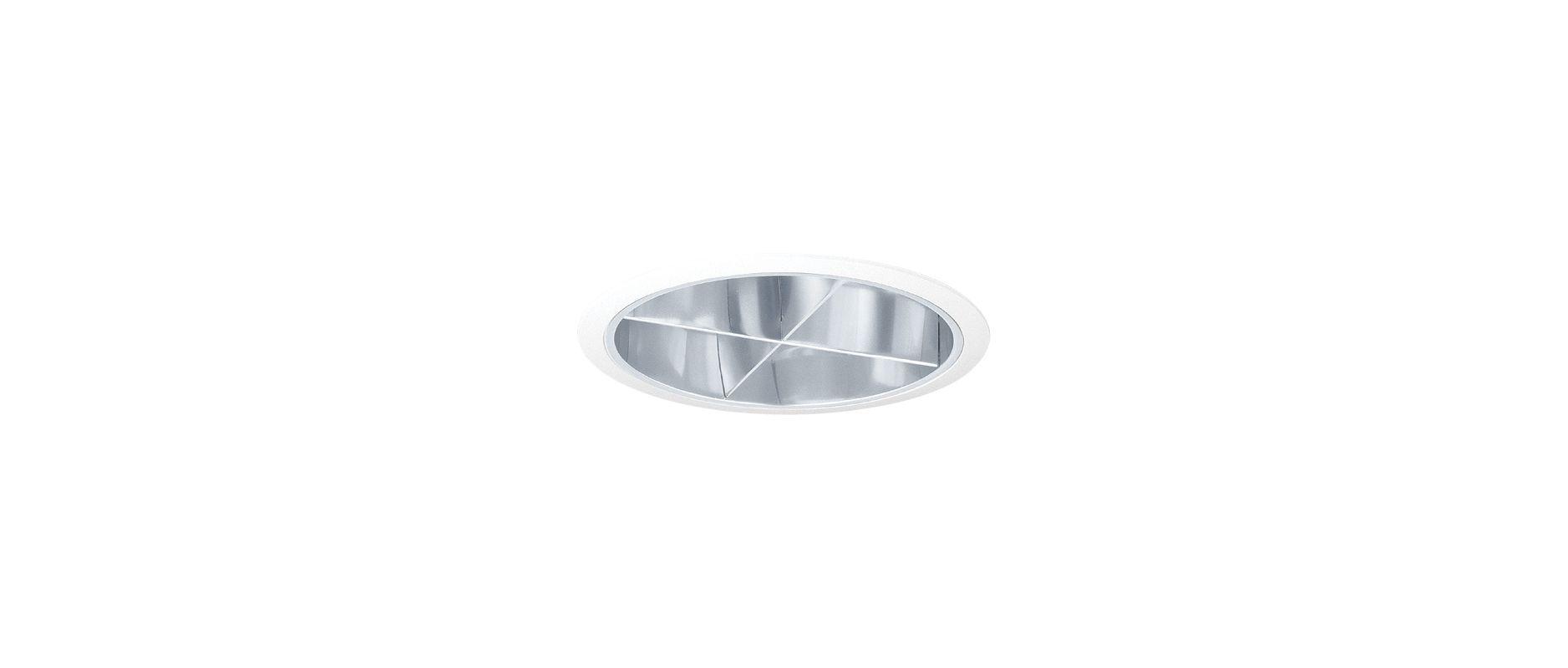 "Elco EL777C 7"" CFL Reflector with Cross Blade - 7.5"" Outside diameter Sale $78.00 ITEM: bci1660202 ID#:EL777C :"