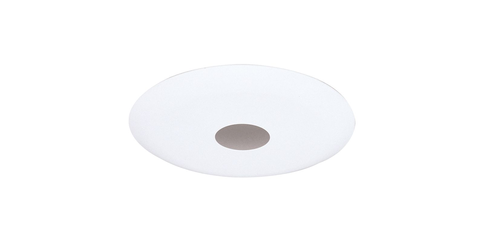 "Elco EL79W 6"" Pinhole Trim White Recessed Lights Pinhole Trims"