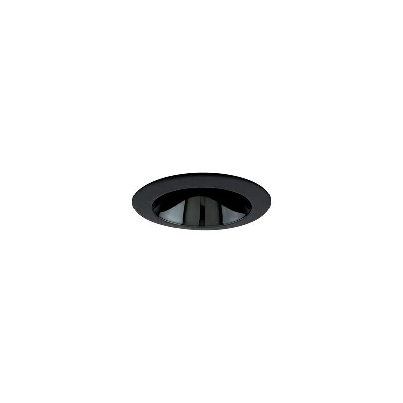 "Elco EL999 4"" Reflector Trim Black Recessed Lights Reflector Trims"