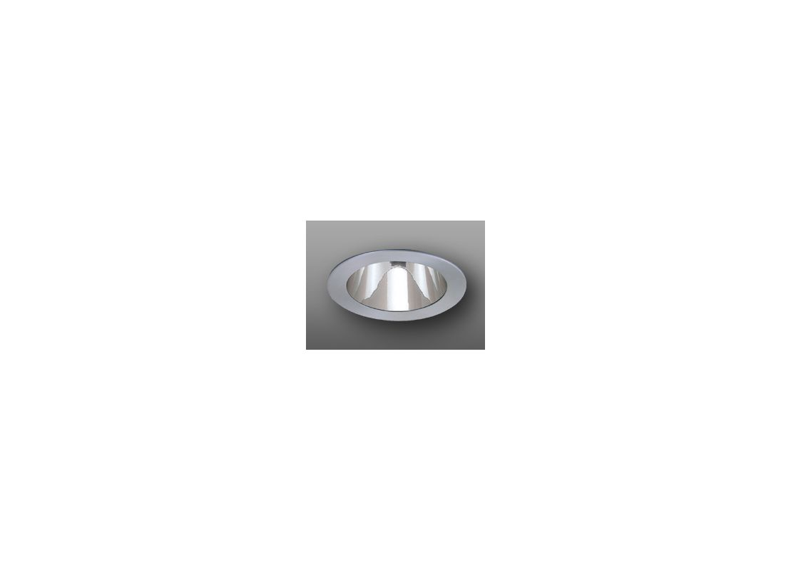 "Elco EL999 4"" Reflector Trim Clear / Nickel Recessed Lights Reflector"