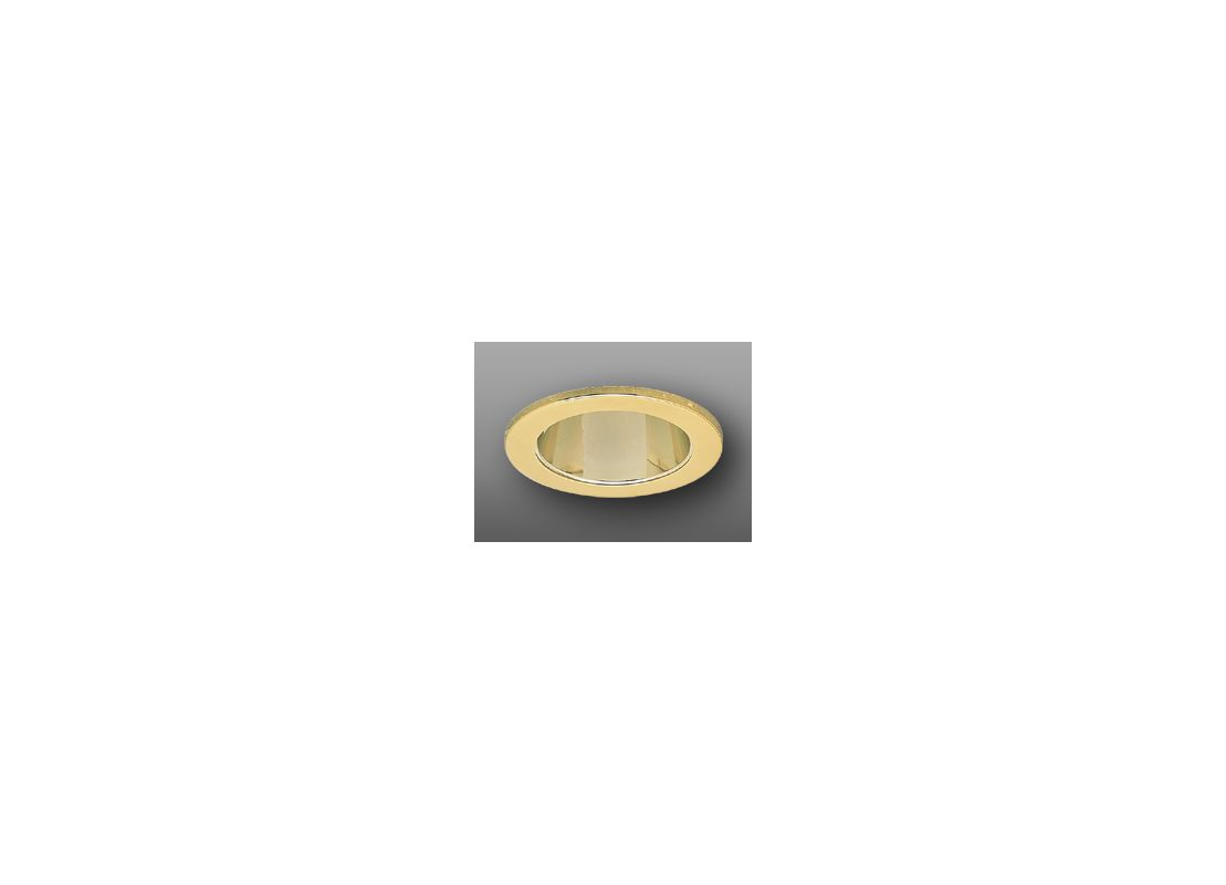 "Elco EL999 4"" Reflector Trim Gold Recessed Lights Reflector Trims"