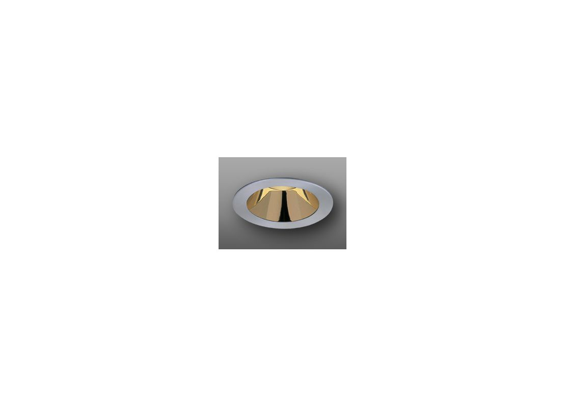 "Elco EL999 4"" Reflector Trim Gold / Nickel Recessed Lights Reflector"