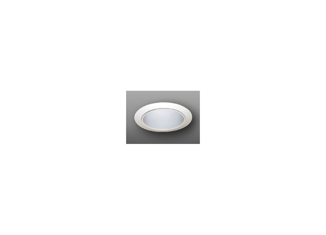 "Elco ELA5099 5"" Reflector with Socket Holder Bracket White Recessed"
