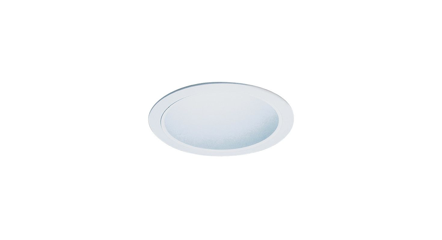 "Elco ELA599S 5"" Reflector Trim for 60W Bulbs White Recessed Lights"