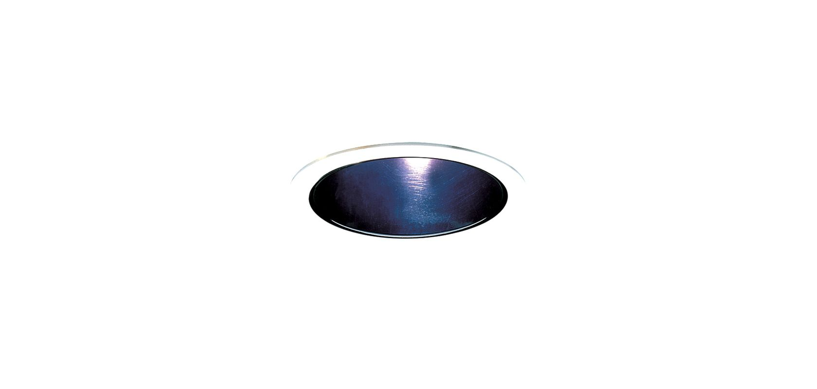"Elco ELA99S 6"" Reflector Trim Black / White Recessed Lights Reflector"