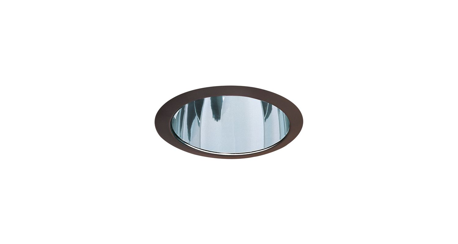 "Elco ELA99S 6"" Reflector Trim Clear / Bronze Recessed Lights Reflector"