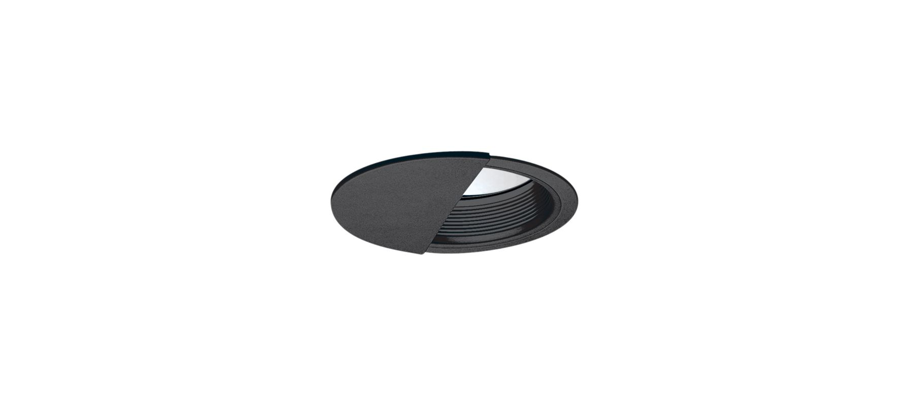 "Elco ELM5045 5"" Wall Wash with Baffle and Socket Bracket Black / White Sale $19.90 ITEM: bci1661087 ID#:ELM5045B :"