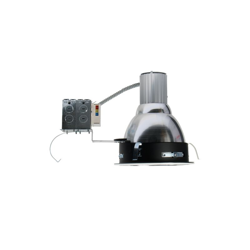 "Elco ELRV8132E-347 8"" 32W Single Light Vertical Architectural CFL"