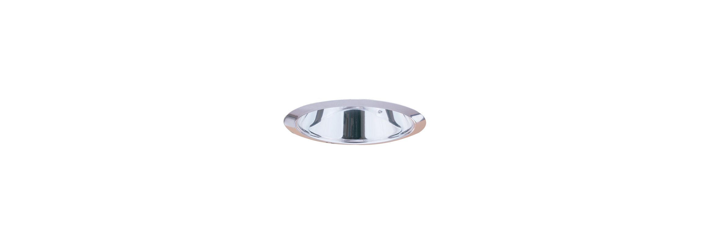 "Elco ELS311 6"" One Piece Airtight Reflector Cone with Torsion Springs"