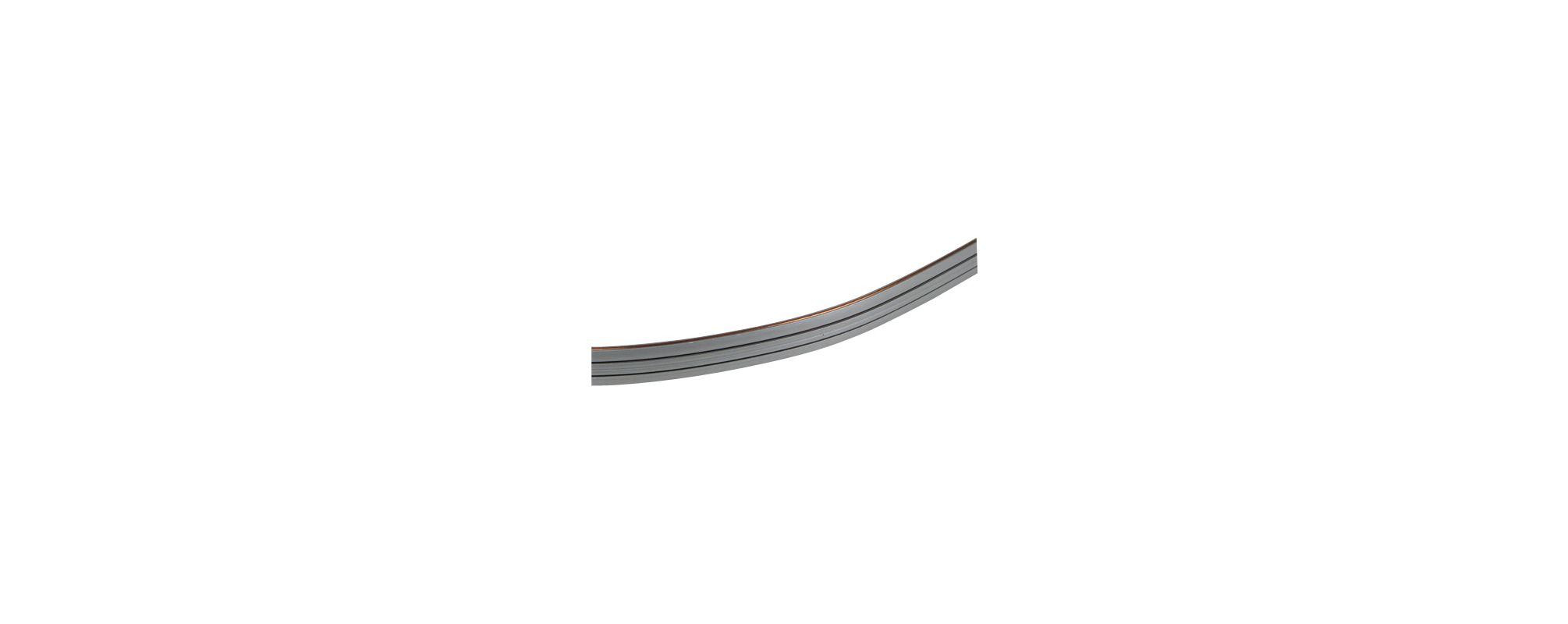 Elco EP7708 8ft. FlexMotion Rail System Track Segment Nickel Indoor