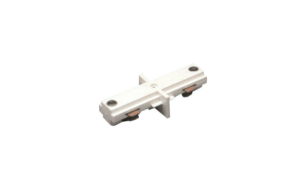 Elco EC808 Mini Connector for 2 Circuit Track White Indoor Lighting