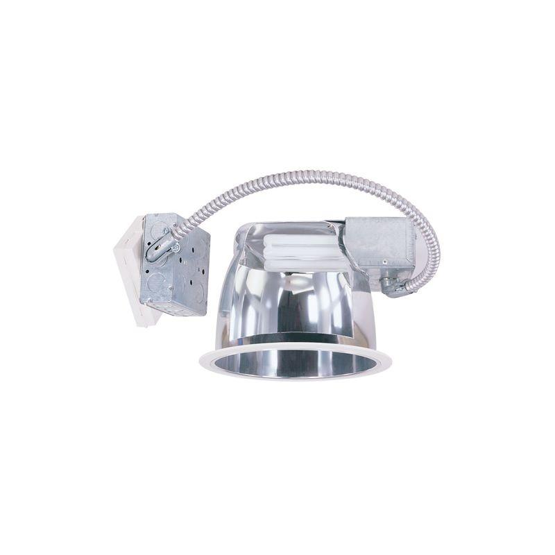 "Elco ERTH8132E 8"" 32W Single Light Energy Efficient CFL Retrofit with"