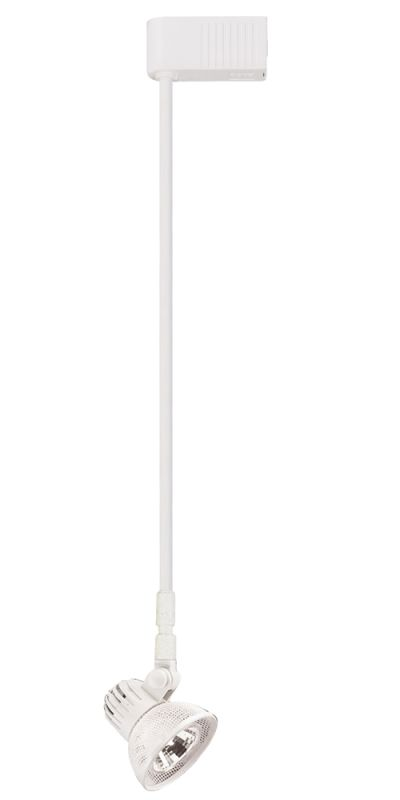 "Elco ET534-48 50W Low-Voltage Clasp Fixture with 48"" Stem Extension"