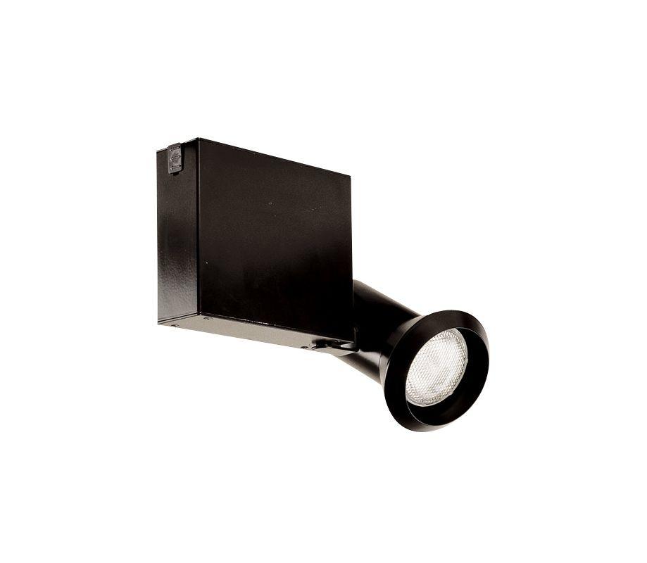 Elco ET722 39W Line Voltage Metal Halide PAR20 Fixture Black Indoor