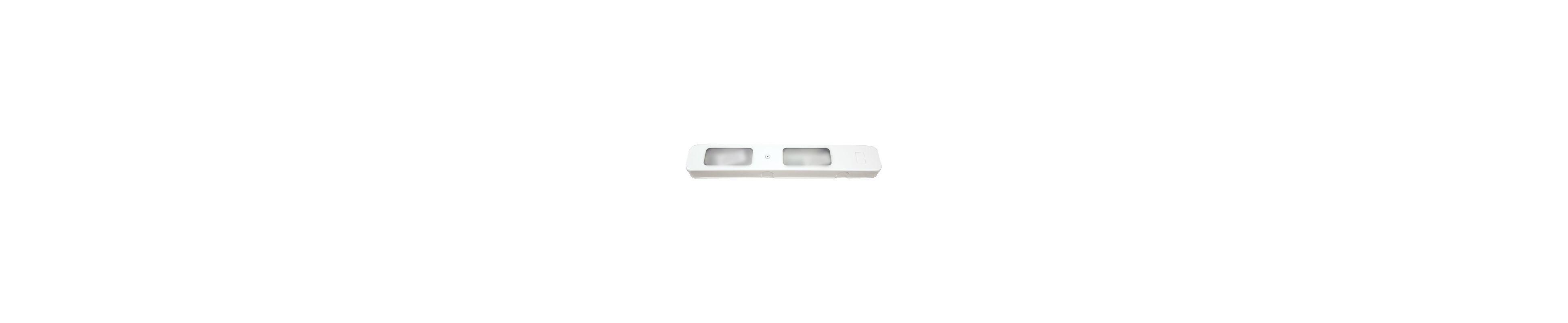 """Elco EUC22 13"""" Miniature Incandescent Xenon Undercabinet Light White"""