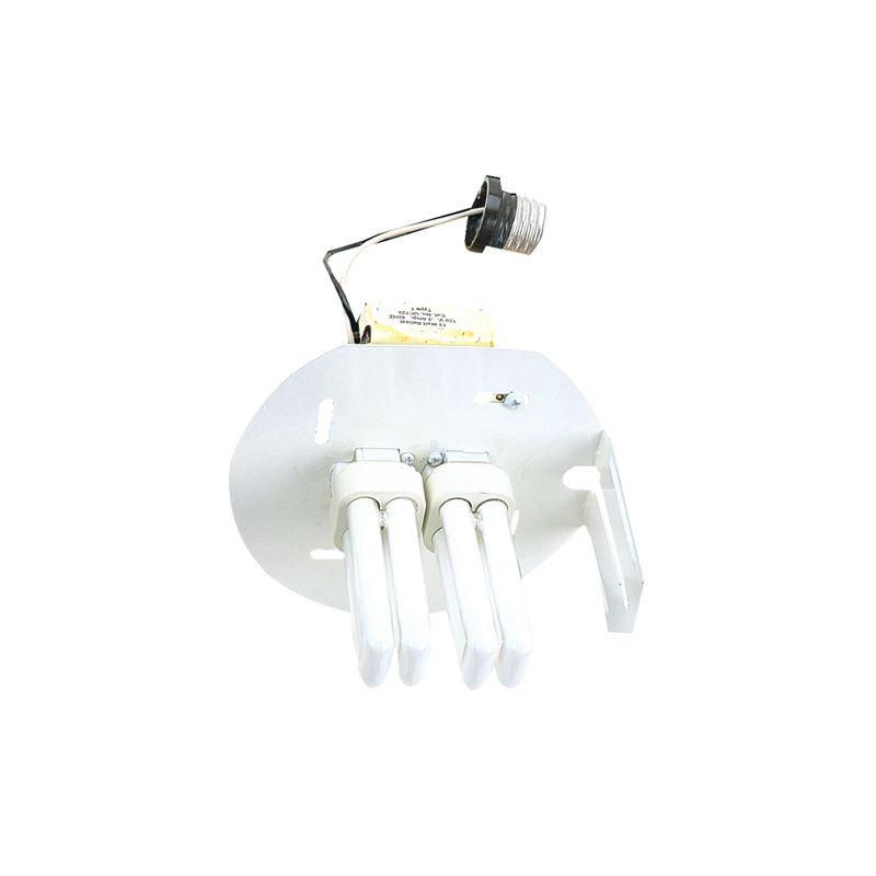"""Elco KPL213 6"""" 13W PL/Quad Energy Efficient Retrofit (2) 13W CFL Lamp"""