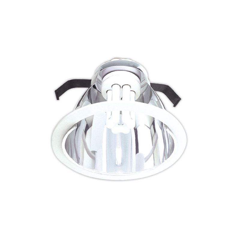 "Elco KPL69E 6"" 32W Single Light 4-Pin CFL PL Retrofit Reflector Kit"