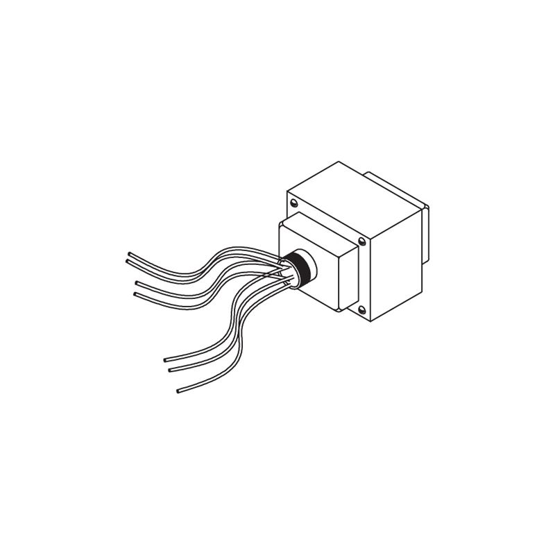 Elco P75-7 277V to 12V 75W Magnetic Transformer Accessory Magnetic