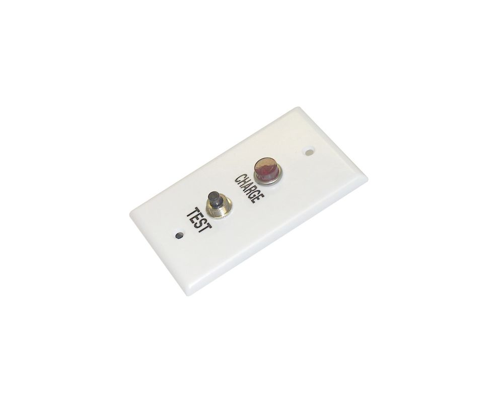 Elco T-SWITCH Test Switch for KEM Battery Backups Wall Controls