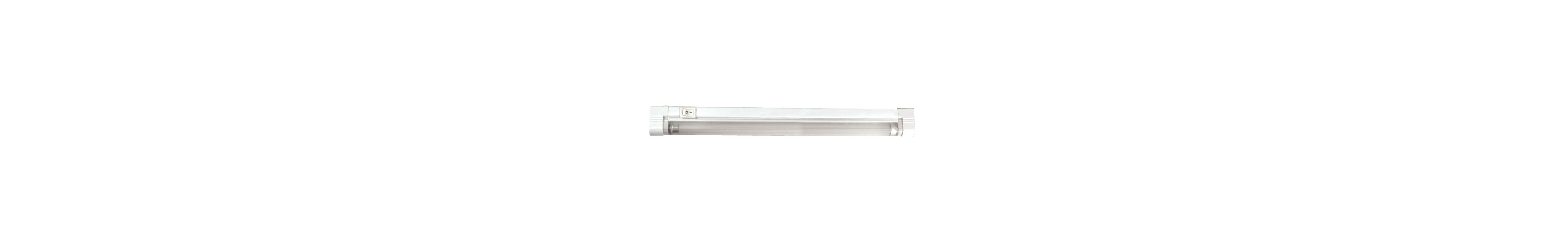 Elco EUS14W Single F14T5 SlimLine Fluorescent Undercabinet and Cove