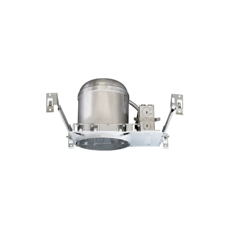 "Elco EL7ICA-G24 6"" 27W Single Light Airtight IC Housing with GU24 Base"
